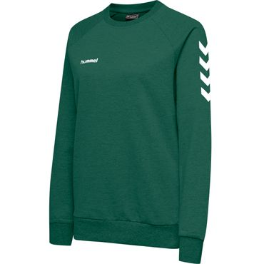 Hummel Hmlgo Cotton Sweatshirt Woman – Bild 7