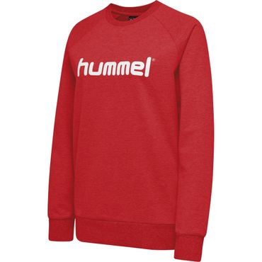 Hummel Hmlgo Cotton Logo Sweatshirt Woman – Bild 6