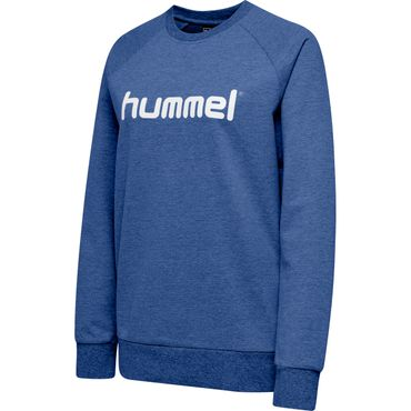 Hummel Hmlgo Cotton Logo Sweatshirt Woman – Bild 7