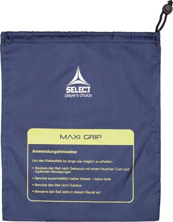 Select Handball Maxi Grip 2.0 blau-gelb-weiß inklusive Ballbeutel – Bild 2