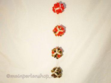 Swarovski® Perlen, 4mm, Bicone, Opal rose AB, 25 Stück #SW70-25 – Bild 2