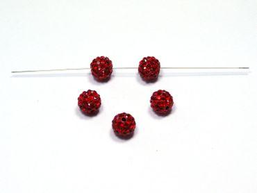 Shamballa Perlen Strass Ton Perlen 10 mm SHA-VA – Bild 6