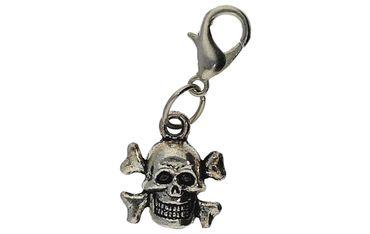 Totenkopf Charms Anhänger Bettelarmband Schädel Skull Halloween #A02385 – Bild 1
