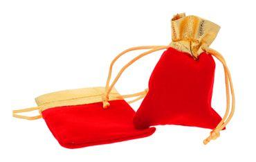 Schmuck säckchen Geschenkbeutel Weihnacht Schmuckbeutel, 5 Stück #VB60-VA – Bild 7