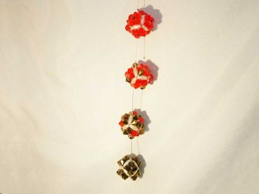 Swarovski® Perlen, 4mm Bicone, aqua, 50 Stück #SW04 – Bild 2