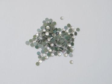 Hotfix Strassssteine, SS10,Kristall, 720 Stück #Y15