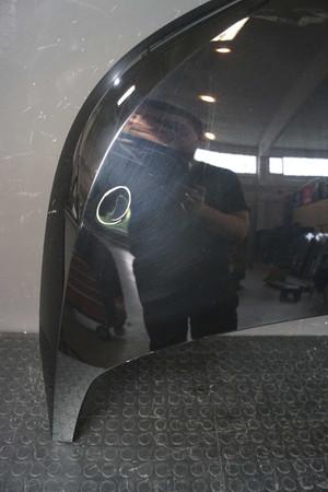 BMW 4er F32 F33 Cabrio Coupe Tür vorne rechts Black Sapphire Metallic 475 – Bild 2