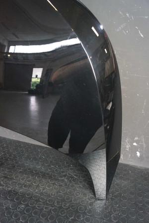 BMW 4er F32 F33 Cabrio Coupe Tür vorne links Black Sapphire Metallic 475 1 – Bild 4