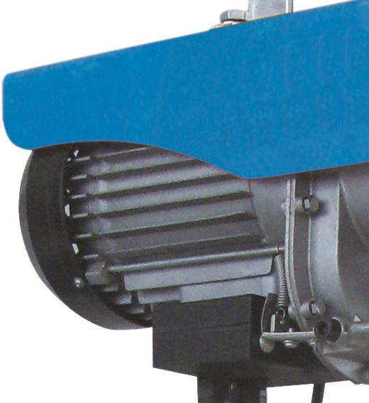 GÜDE SEILZUG GSZ 125/250 Seilhebezug Flaschenzug 50051 500 Watt max. 250 kg – Bild 3
