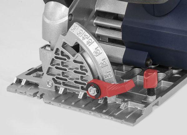 GÜDE Handkreissäge KS 66-1600 L 58124 1600 Watt incl. Laser und Sägeblatt Kreissäge NEU – Bild 2