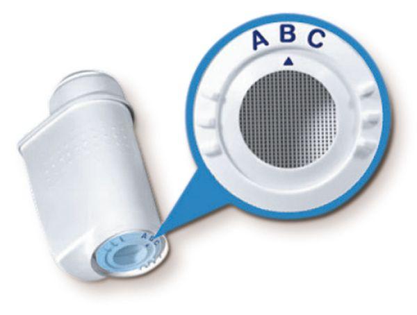 BOSCH SIEMENS 5 x TZ70003 Brita Wasserfilter Intenza für EQ Kaffeevollautomaten – Bild 3