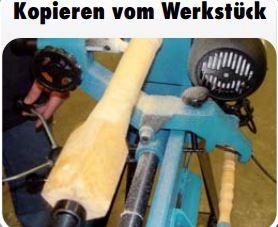 GÜDE GDM 1000 Drechselmaschine 11420 Drechselbank NEU – Bild 4