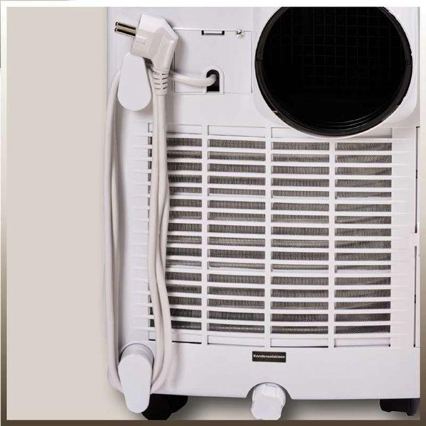 EINHELL MK 2300 E Lokales Klimagerät Klimaanlage einstellbarer Vorlauf 2300W NEU – Bild 11
