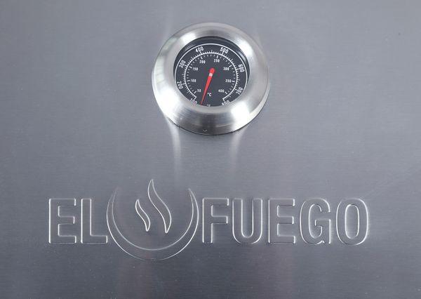 EL FUEGO Gasgrill ROCHESTER Grill Grillwagen Grillküche fahrbarAY440 10,5 kW NEU – Bild 7