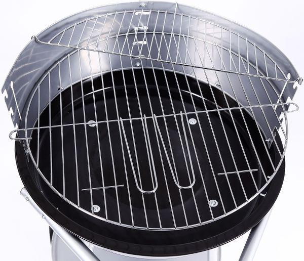 EL FUEGO AY424 Holzkohlegrill Rundgrill CHANDLER Grill BBQ fahrbar grillen NEU – Bild 6