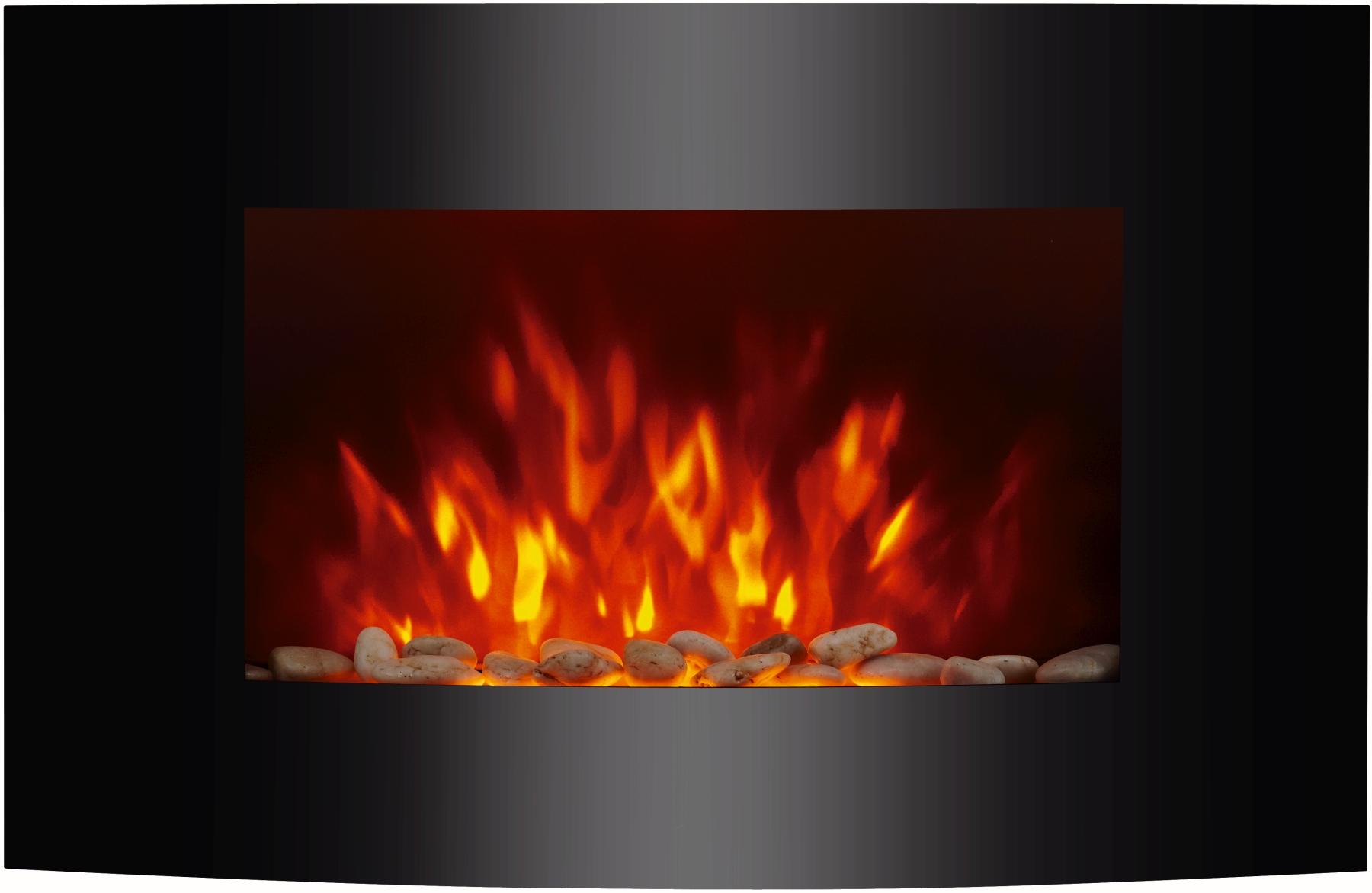 el fuego elektrokamin z rich ay619 heizung ofen kamin 1000 2000 watt mit fb neu haus garage. Black Bedroom Furniture Sets. Home Design Ideas
