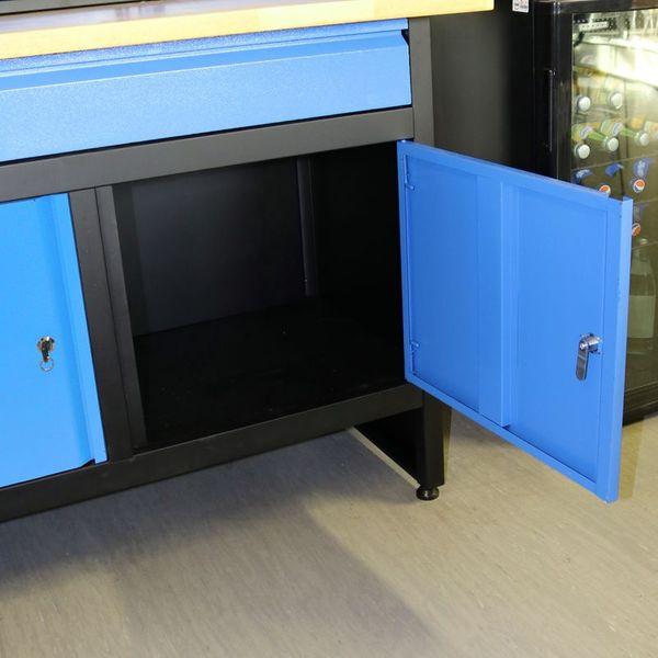 GÜDE GW 2T Werkbank 40470 Arbeitstisch Werkstatttisch Werktisch Werkzeugbank NEU – Bild 2