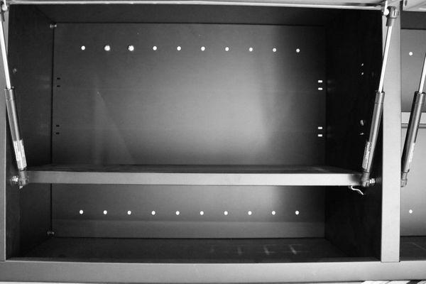 GÜDE Wandschrank GWS 2T 40477 Werkstattschrank Hängeschrank abschließbar NEU – Bild 2