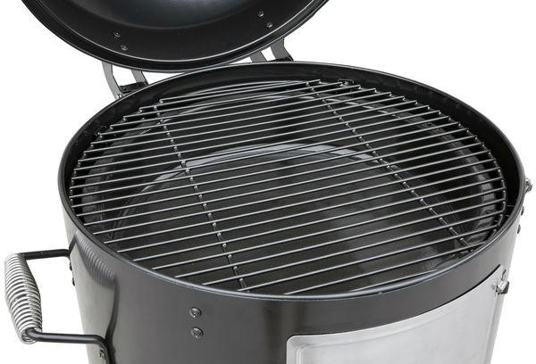 EL FUEGO AY529 Smoker STAUNTON Räucherschrank räuchern Grill Dampfgarer NEU – Bild 7