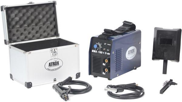 ATROX Inverter Schweißgerät AY378 Schweißapparat Schweißer + Alu-Koffer NEU  – Bild 8