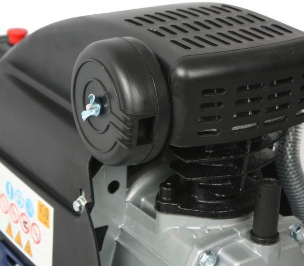 ATROX AY358 Kompressor 24 Liter 8 bar 1,5 PS 155 l/min Druckluft Pressluft NEU – Bild 6