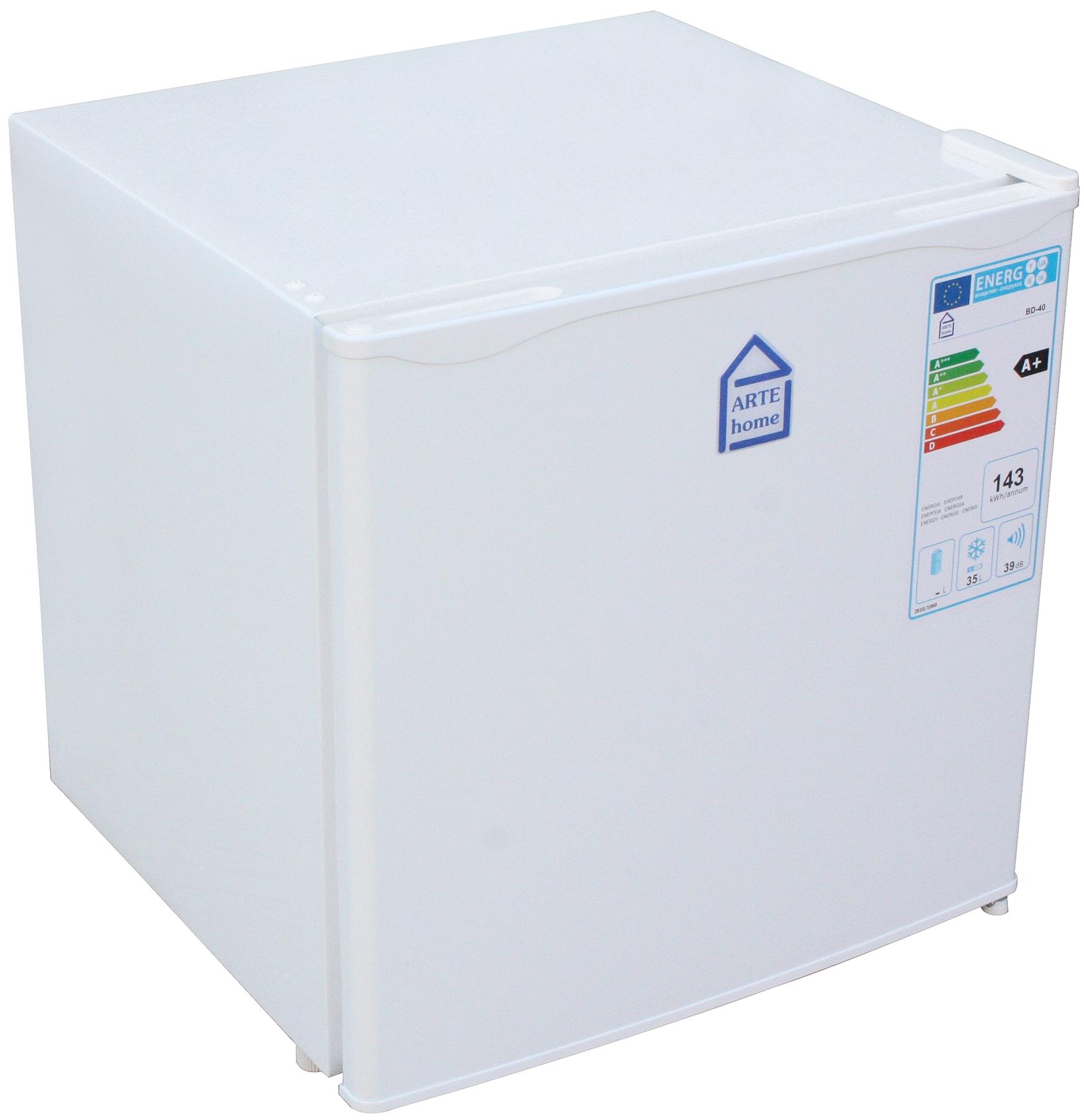 143kWh//a Gefrierbox Eisschrank NEU ARTE HOME AY7107 Gefrierschrank 35 Liter A