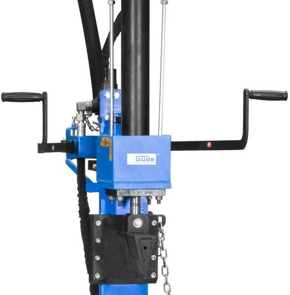 GÜDE 2056 HOLZSPALTER GHS 1000/9TE  9 t Spaltdruck 400 Volt 4,3 kW NEU – Bild 4