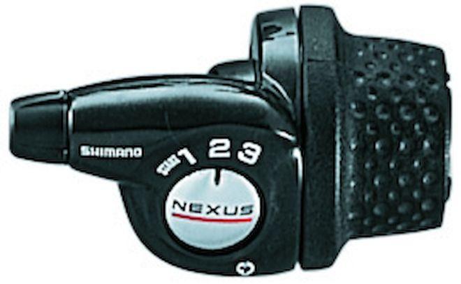 Shimano Drehgriffschalter Nexus - schwarz