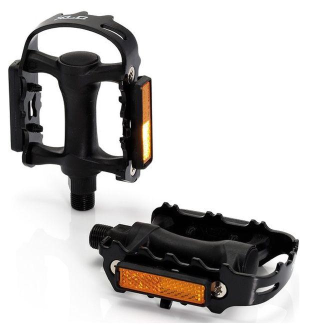 XLC MTB Fahrrad-Pedal PD-M01, 102 x 63 mm, schwarz