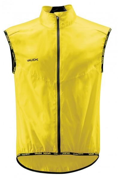 Vaude Men' Air Vest Windweste - canary