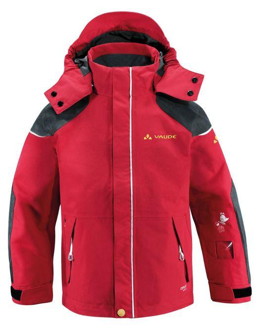 Vaude Kids Sippie Jacket - red