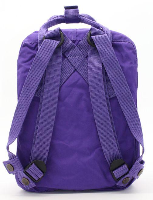 Fjällräven Kanken Mini (29x20x13cm) Rucksack - Purple – Bild 2