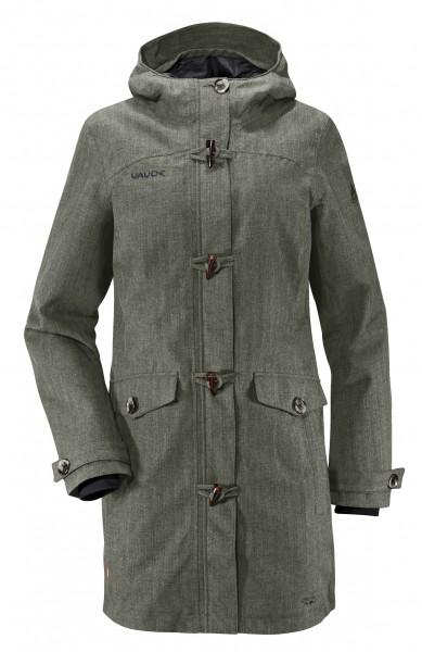 Vaude Women's Yale Coat V Mantel - tarn