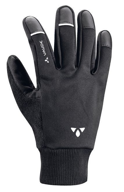 Vaude Hanko Gloves Bike-Handschuhe - black