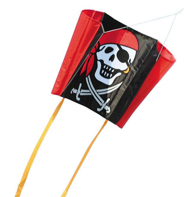 HQ Sleddy Jolly Roger – Bild 1
