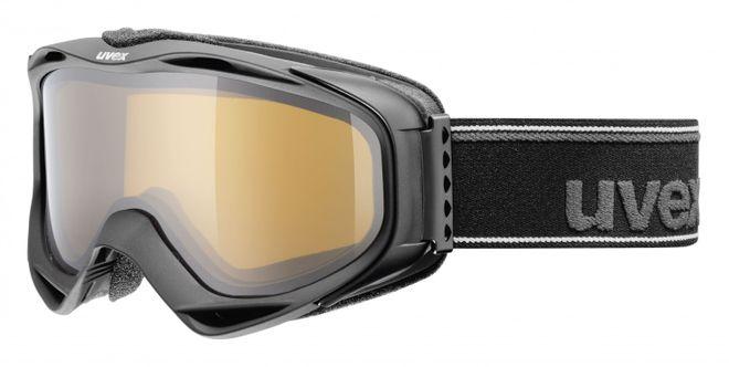 Uvex g.gl 300 P Skibrille - black mat
