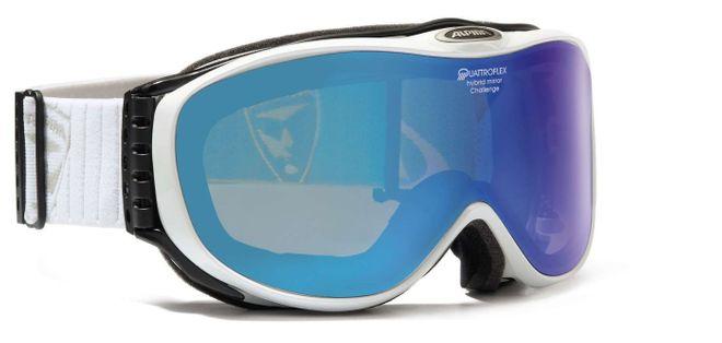 Alpina Challenge 2.0 QM Skibrille - white