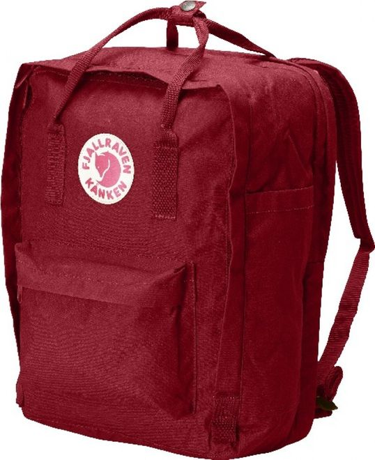 Fjällräven Kånken Laptop 15inch, Ox Red