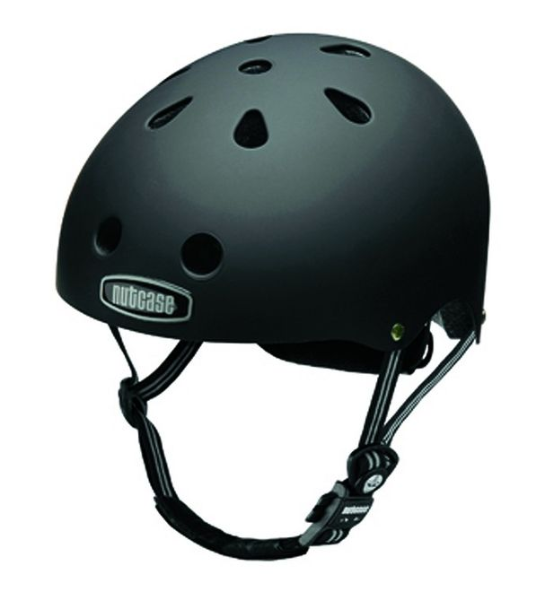 Nutcase Street Sport Helm - blackish mat