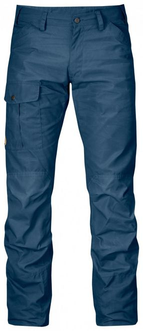 Fjällräven Nils Trousers Herren Outdoor Hose - Uncle Blue – Bild 1