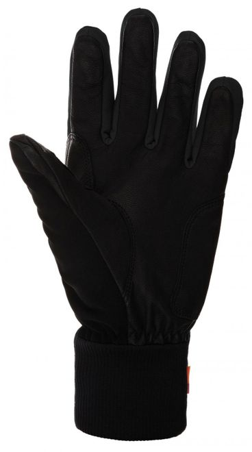 Vaude Lagalp Softshell Gloves - black – Bild 1
