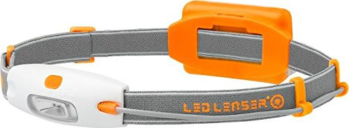 Led Lenser Neo Headlamp Stirnlampe - orange grau
