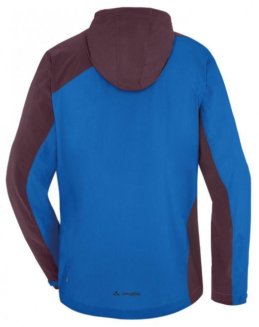 Vaude Men's Moab Jacket - hydro blue – Bild 2