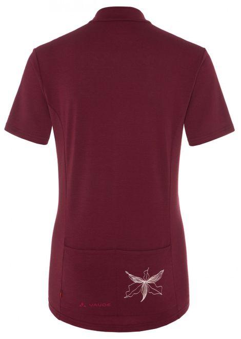Vaude Women's Sentiero Shirt - claret red – Bild 2