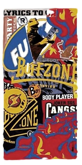 Buff High UV Protection Junior - buffzone