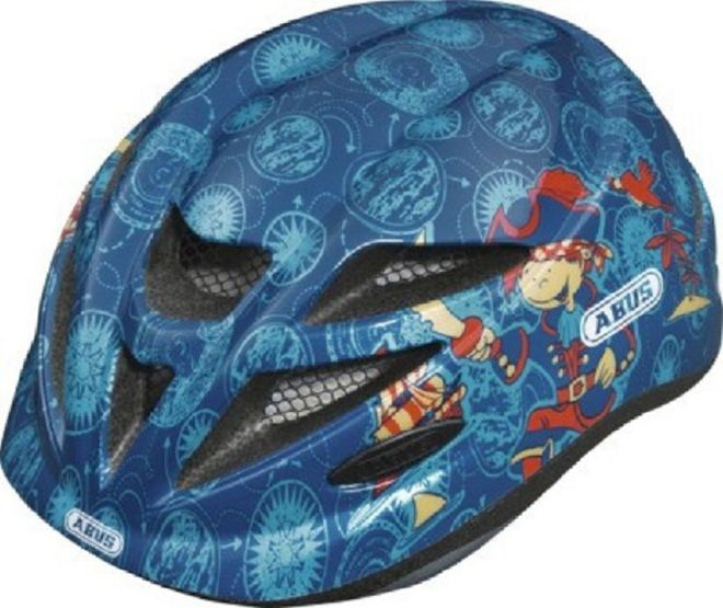 Abus Hubble Fahrrad Kinderhelm - pirate