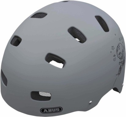 Abus Scraper Kid v.2 grey ride