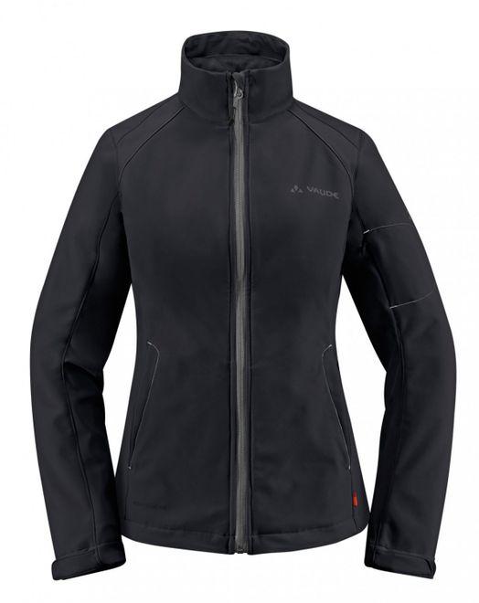 Vaude Women's Cyclone Jacket IV - black – Bild 1