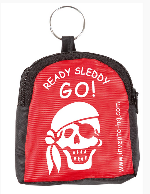 HQ Pocket Sled Jolly Roger Kinderdrachen – Bild 2