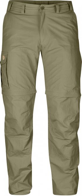 Fjällräven Karl Zip-Off MT Trousers Herren Outdoor- Reisehose - Light Khaki – Bild 1